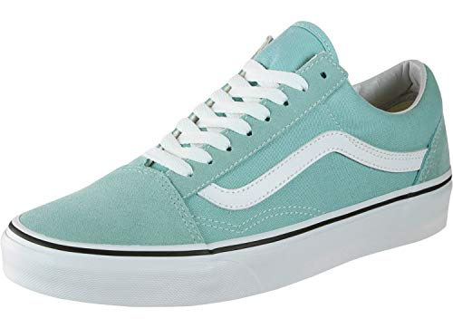 Vans Old Skool Schuhe Aqua Haze/True White