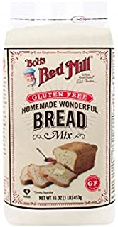 Gluten Free Homemade Wonderful Bread, 16-Ounce (Pack of 4)