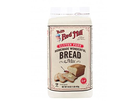 Gluten Free Homemade Wonderful Bread, 16-Ounce (Pack of 4)