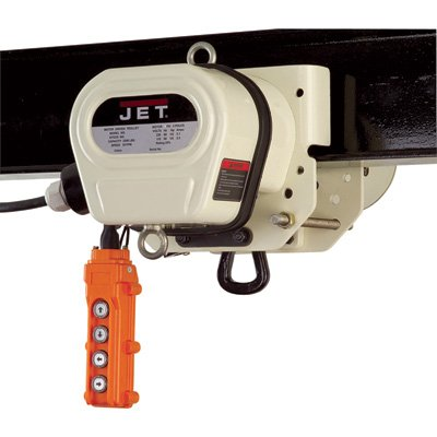 JET 2T ET-1C Lifting Systems 2ET-1C, 2 Ton, 1Ph, 115/230V, Prewired 230V (272720)