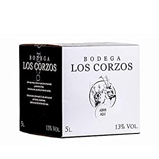 Rotwein-Bag-in-Box-5-L-Los-Corzos-Spanien-lieblich-gross