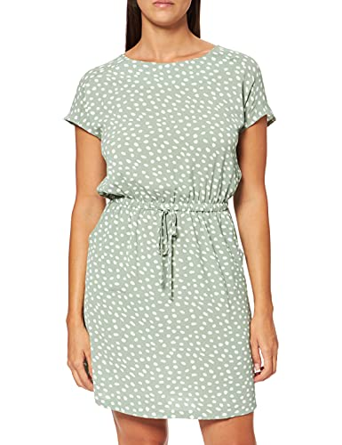 Only Onlmariana Myrina S/s DET Dress Noos Wvn Vestido Casual, Chinois Green, 42 para Mujer