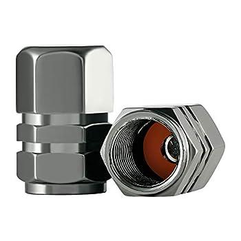 Best metal tire valve caps Reviews