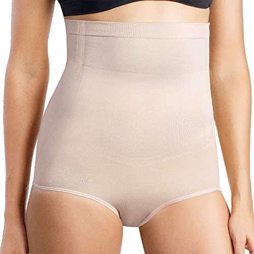 +MD Dames Onzichtbare Strapless Body Shaper Shorts Bodysuit met hoge taille Naadloze Shaperwear Buikcorrectie Butt Lifter Panty