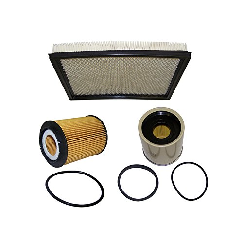 Filter Kit / 3.1 TD Grand Cherokee WG
