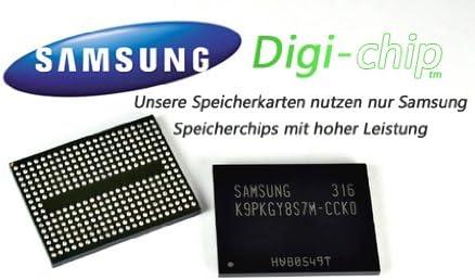Digi-Chip 64GB CLASS 10 MICRO-SD MEMORY CARD FOR SAMSUNG Galaxy Note 3 - 10.1 (2014 Edition), SM-P600, SM-P601 3G, SM-P605 3G+LTE, Note 3 N9000, Note III, N9005, 8.0 N51--, 51-, N5110, Note 3 N9005 & GALAXY Note 4 cell phoneS
