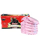 Dono Pet Diapers (14 Pads), for Female Dogs & Cats, Leak-Proof, Super Absorbent Disposable Diapers, Convenient & Environmental Friendly, Secure & Comfortable Fit for Your Pets, Cute Pink Color