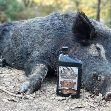 Elusive Wildlife Swine Sauce - Roasted Peanut & Soybean