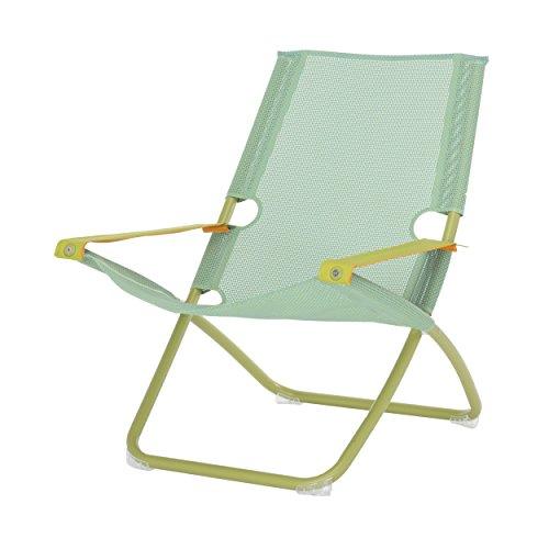 Emu - Snooze Liegestuhl - grün/Mint - A. Chiaramonte & M. Marin - Design - Gartenliege - Gartenstuhl - Sonnenliege - Sonnenstuhl - Terrassenstuhl
