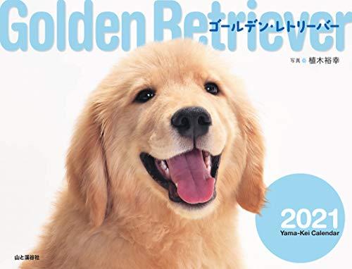 カレンダー2021 ゴールデン・レトリーバー (月めくり・壁掛け) (ヤマケイカレンダー2021)の詳細を見る