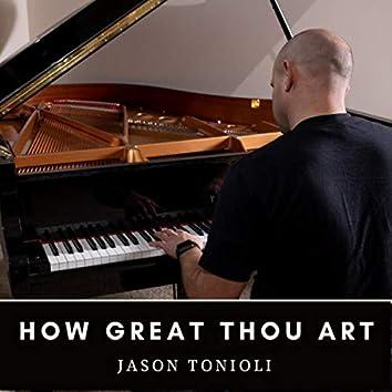 How Great Thou Art (Piano Solo)
