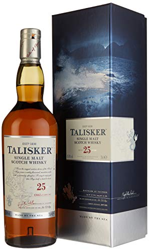 Talisker 25 Jahre Single Malt Scotch Whisky (1 x 0.7 l)