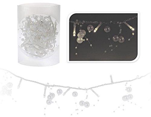 Koop Roller Guirlande Lumineuse LED – Blanc – 130 cm