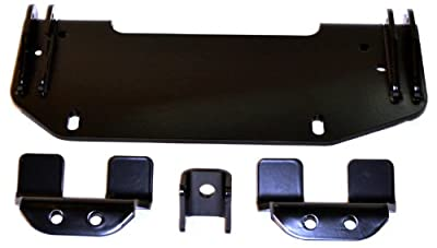 WARN 70583 Center Plow Mount Kit, Fits: Honda ATV Powersport Vehicles
