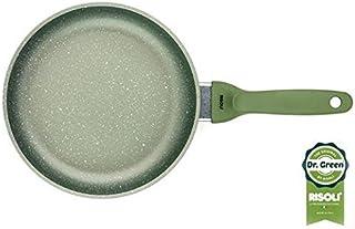 Dr verde sartén con mango 1 diámetro 28 cm