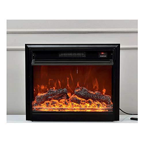 RKRGQ 800x180x660mm Electric Fireplace,Electric Stove Fireplaces,Fireplace Stove Heater,Electric Fireplace Heater,Log Burner Flame Effect Electric Fireplace Stove Heater750/1500W