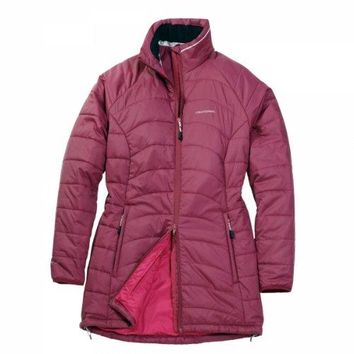 Craghoppers Ima - Abrigo para Mujer (Climaplus) Rosa Dark Ce
