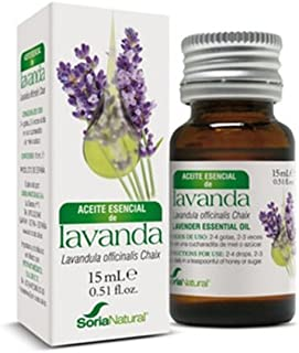 Esencia Lavanda 15 ml de Soria Natural