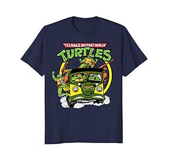 Teenage Mutant Ninja Turtles Truck Speeding T-Shirt