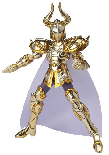 Bandai Saint Seiya Saint Cloth Myth - Capricorn Shura (Painted Finished Figure) (Japan Import)