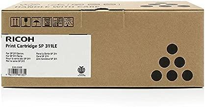 Toner cartridge Original Ricoh 1x Black 407249 / TYPE SP 311 LE for Ricoh Aficio SP 311 DN