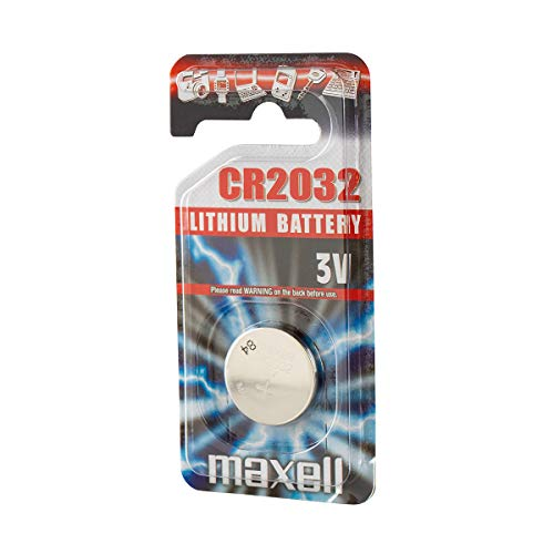 Ersatzbatterie Knopfzelle CR 2032