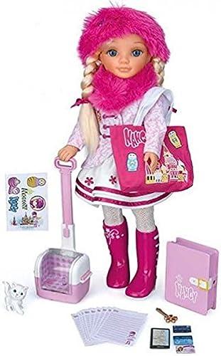 ganancia cero Nancy Nancy Nancy 700011760 - Aventuras por el mundo  Moscú, muñeca  barato en línea