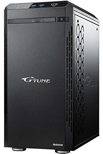 mouse【ゲーミング】 デスクトップパソコン G-Tune(Corei7 10700/RTX3060/16GB/256GB/1TB/Win10)NM-C711SHR6ZM