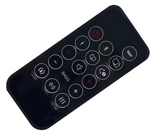 SccKcc Ajuste remoto para JBL Cinema SB250 SB350 Home Cinema 2.1 barra de sonido con subwoofer inalámbrico