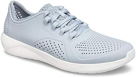 Crocs Men's New mail order LiteRide Pacer Sneaker for Sneakers Safety and trust Me Comfortable
