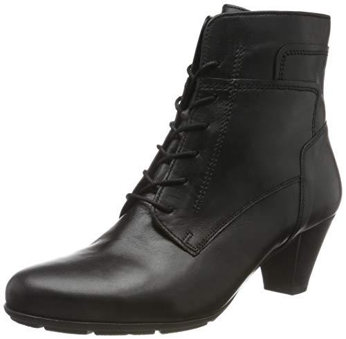 Gabor Shoes Basic, Stivaletti Donna, Nero (Schwarz 27), 38 EU