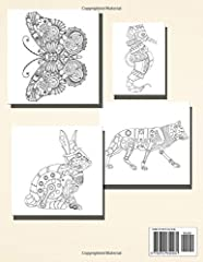 SteamPunk: A coloring book for adults and children with amazing mechanical animals to get lost in your own imagination. #1