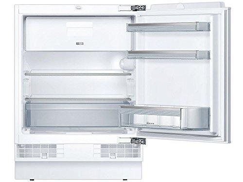 Neff KU225A2 Unterbau-Kühlschrank / 82 cm / A++ / Kühlteil: 108 Liter / Gefrierteil: 15 Liter / Flachscharnier