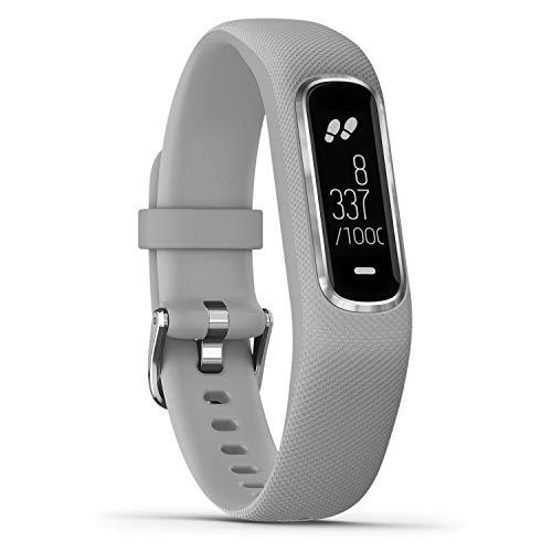 Produktbild Garmin vívosmart 4 Fitness-Tracker - stilvolles Design,  Herzfrequenzmessung am Handgelenk,  Schlafanalyse