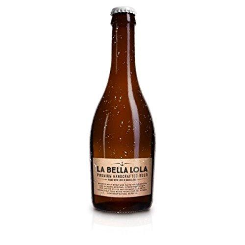 Barcelona Beer Company - La Bella Lola Pale Ale 33Cl X6