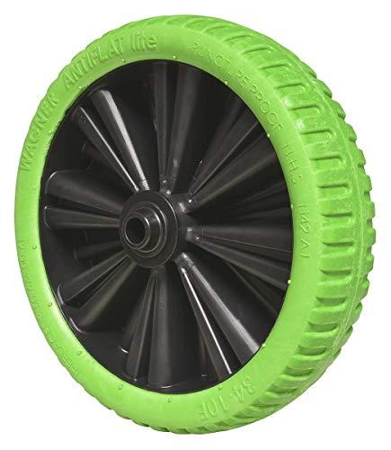 Schubkarrenrad, Pannensicher grün, 320 mm Durchmesser