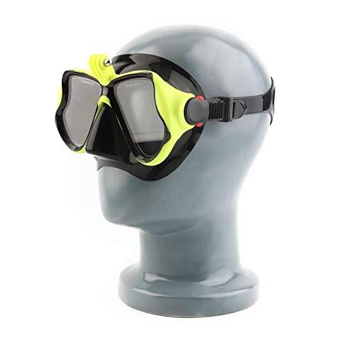 Onderwatercamera Gewoon duikmasker Duikbril Zwembril voor GoPro, 4