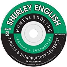 Shurley Grammar Level 3 Introductory CD