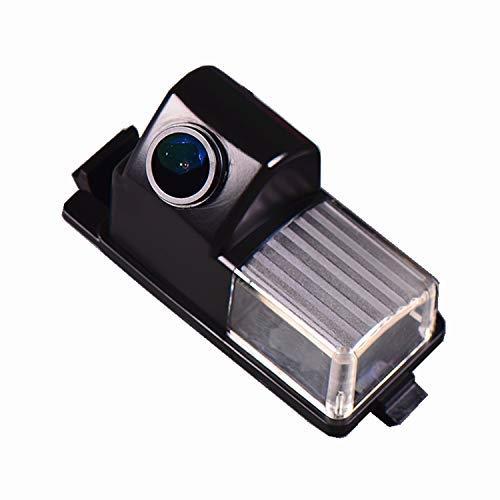 HD CCD Caméra de Recul Voiture en Couleur Kit Caméra vue arrière de voiture IP68 Vision Nocturne pour Nissan R35 GTR/ 250GT Fairlady 350Z/ 370Z/ Cube Livina Geniss Leaf Versa Sentra Tiida