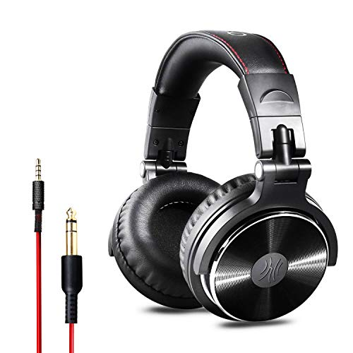OneOdio Over Ear Headphone Studio Wired Bass Headsets with 50mm Driver,...