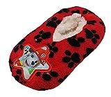 Zapatillas babuchas Infantiles Estar por casa Paw Patrol para niños (29 EU, Rojo)