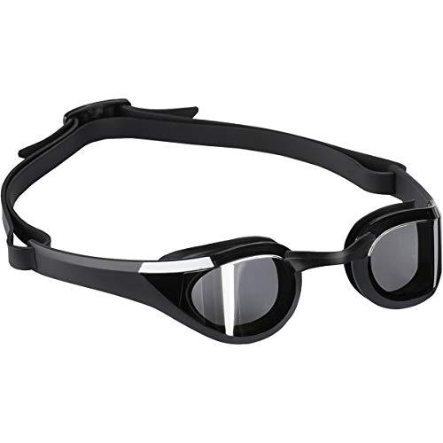 adidas Adz XX Gafas de natación, Hombre, SILVMT/Black/SILVMT, Talla única