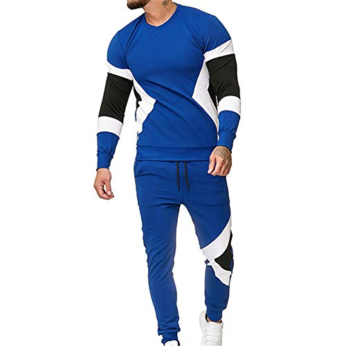 Z&Y Glaa Herren, Sportbekleidung Kompressionshose Lang Trainingsanzug Atmungsaktiv Sportwear Fitness für Laufen Radfahren Yoga Sportshirt Atmungsaktiv Laufshirt für Laufen Jogging Sport Turnhalle