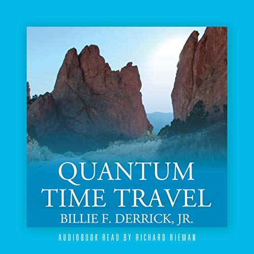 Quantum Time Travel audiobook cover art