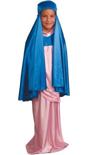 Disfraz de Virgen Maria para niña - 7 - 9 años