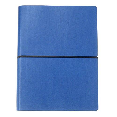 Ciak Notizbuch blanko 12x17cm - blau