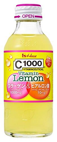 C1000ビタミンレモンコラーゲン&ヒアルロン酸 140mL×30本