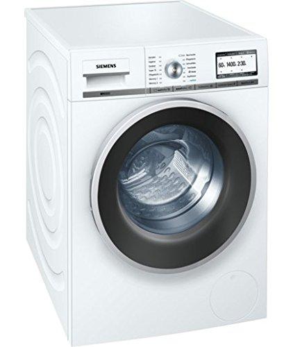Siemens WM14Y74A iQ800 Waschmaschine Frontlader / A+++ B / 1400 UpM / 8 kg / iQdrive-Motor / Senorgesteuerte-Automatikprogramme