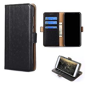 TNWGKPT Flip Case For AGM X2 SE Case phone Stand Cover black