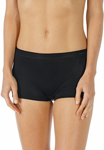 Mey Basics Serie Emotion Damen Panties Schwarz 40